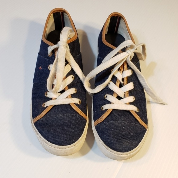 sömn dröm leksak  Tommy Hilfiger Shoes | Denim Sneakers Sz 85m | Poshmark